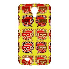 Funny Faces Samsung Galaxy Mega 6 3  I9200 Hardshell Case