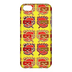 Funny Faces Apple Iphone 5c Hardshell Case