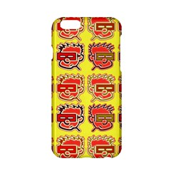 Funny Faces Apple Iphone 6/6s Hardshell Case