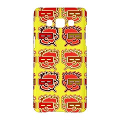 Funny Faces Samsung Galaxy A5 Hardshell Case