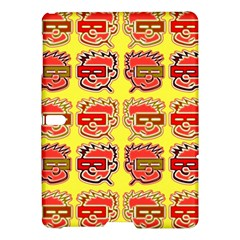 Funny Faces Samsung Galaxy Tab S (10 5 ) Hardshell Case
