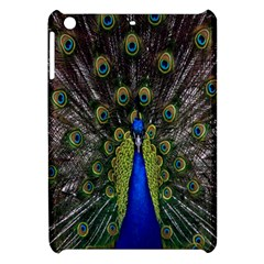 Bird Peacock Display Full Elegant Plumage Apple Ipad Mini Hardshell Case