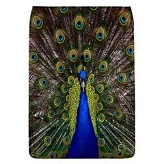 Bird Peacock Display Full Elegant Plumage Flap Covers (s)