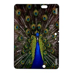 Bird Peacock Display Full Elegant Plumage Kindle Fire Hdx 8 9  Hardshell Case