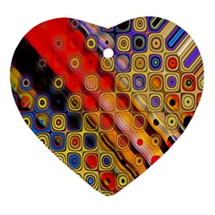 Background Texture Pattern Ornament (heart)