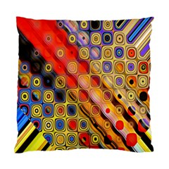 Background Texture Pattern Standard Cushion Case (one Side)