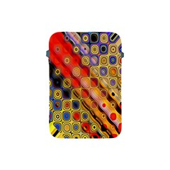 Background Texture Pattern Apple Ipad Mini Protective Soft Cases