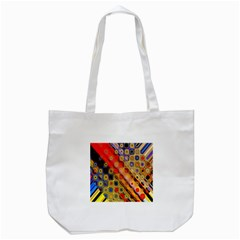 Background Texture Pattern Tote Bag (white)