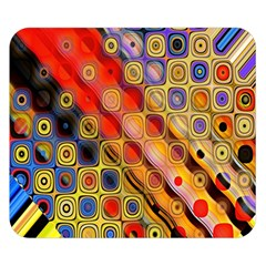 Background Texture Pattern Double Sided Flano Blanket (small)