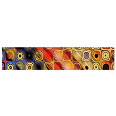 Background Texture Pattern Flano Scarf (Small)