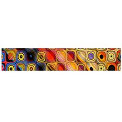 Background Texture Pattern Flano Scarf (Large)