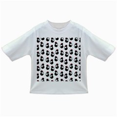 Cat Seamless Animal Pattern Infant/Toddler T-Shirts