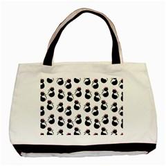 Cat Seamless Animal Pattern Basic Tote Bag