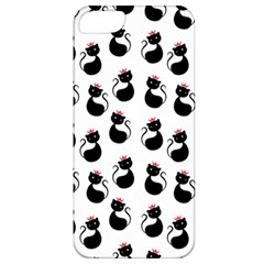 Cat Seamless Animal Pattern Apple Iphone 5 Classic Hardshell Case