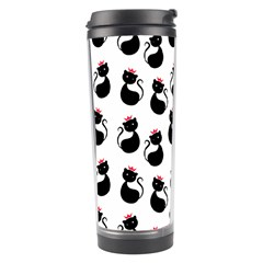 Cat Seamless Animal Pattern Travel Tumbler