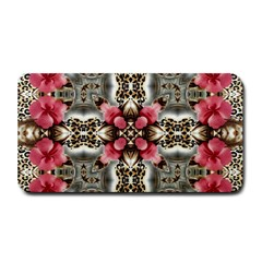 Flowers Fabric Medium Bar Mats