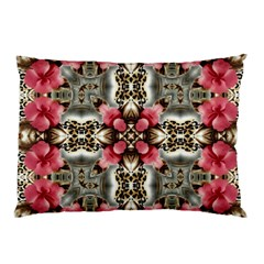 Flowers Fabric Pillow Case