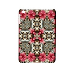 Flowers Fabric Ipad Mini 2 Hardshell Cases