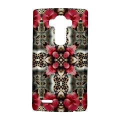 Flowers Fabric Lg G4 Hardshell Case
