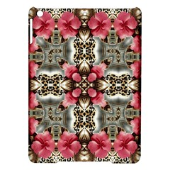 Flowers Fabric Ipad Air Hardshell Cases