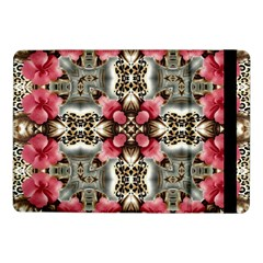 Flowers Fabric Samsung Galaxy Tab Pro 10 1  Flip Case