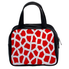 Animal Animalistic Pattern Classic Handbags (2 Sides)