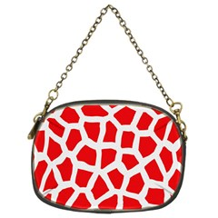 Animal Animalistic Pattern Chain Purses (two Sides)
