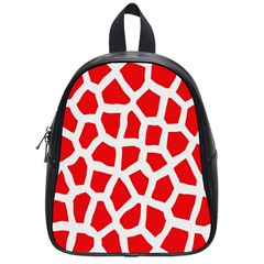 Animal Animalistic Pattern School Bags (small)
