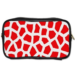 Animal Animalistic Pattern Toiletries Bags