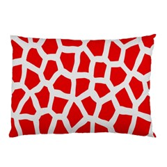 Animal Animalistic Pattern Pillow Case (two Sides)