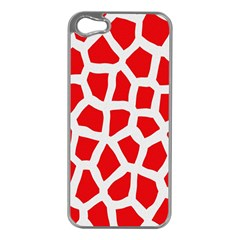 Animal Animalistic Pattern Apple Iphone 5 Case (silver)