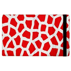 Animal Animalistic Pattern Apple Ipad 2 Flip Case