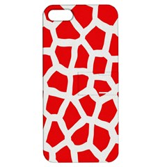 Animal Animalistic Pattern Apple Iphone 5 Hardshell Case With Stand