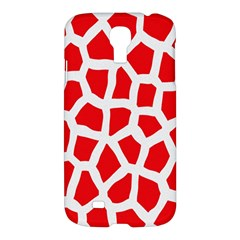 Animal Animalistic Pattern Samsung Galaxy S4 I9500/I9505 Hardshell Case