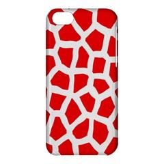 Animal Animalistic Pattern Apple Iphone 5c Hardshell Case