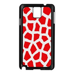 Animal Animalistic Pattern Samsung Galaxy Note 3 N9005 Case (black)
