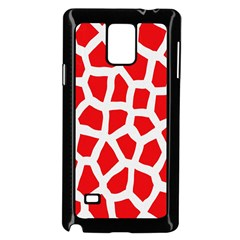 Animal Animalistic Pattern Samsung Galaxy Note 4 Case (black)
