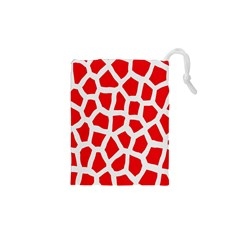 Animal Animalistic Pattern Drawstring Pouches (XS)