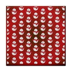 Card Cartoon Christmas Cold Face Towel