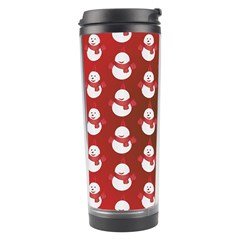 Card Cartoon Christmas Cold Travel Tumbler