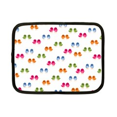 Pattern Birds Cute Design Nature Netbook Case (small)