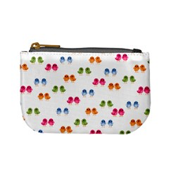 Pattern Birds Cute Design Nature Mini Coin Purses