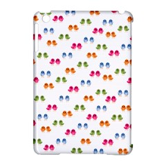 Pattern Birds Cute Design Nature Apple Ipad Mini Hardshell Case (compatible With Smart Cover)