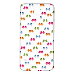 Pattern Birds Cute Design Nature Samsung Galaxy S5 Back Case (white)