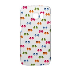 Pattern Birds Cute Design Nature Galaxy S6 Edge