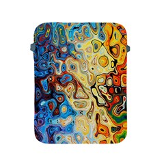 Background Structure Absstrakt Color Texture Apple Ipad 2/3/4 Protective Soft Cases