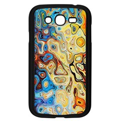 Background Structure Absstrakt Color Texture Samsung Galaxy Grand Duos I9082 Case (black)