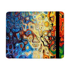 Background Structure Absstrakt Color Texture Samsung Galaxy Tab Pro 8.4  Flip Case