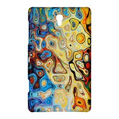 Background Structure Absstrakt Color Texture Samsung Galaxy Tab S (8 4 ) Hardshell Case