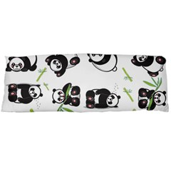 Panda Tile Cute Pattern Body Pillow Case (dakimakura)